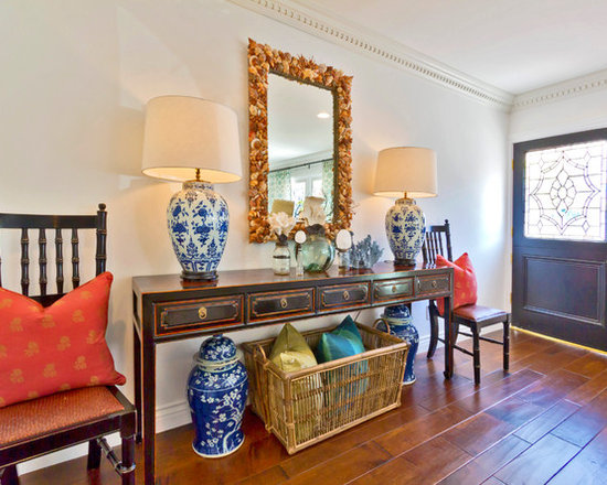 Entry Table Decorating Houzz