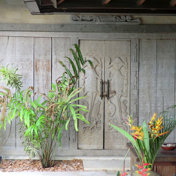 Bali Architectural Elements