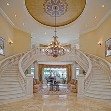 Traditional Entry by Terri White Design
