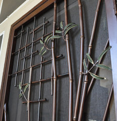 contemporary entry by Grizzly Iron, Inc