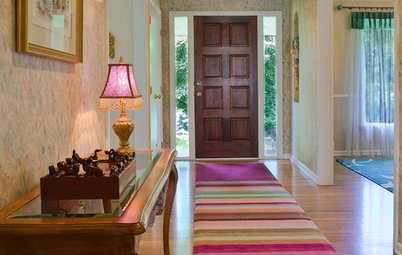 Get Clever With Area Rugs for Warmth and Beauty