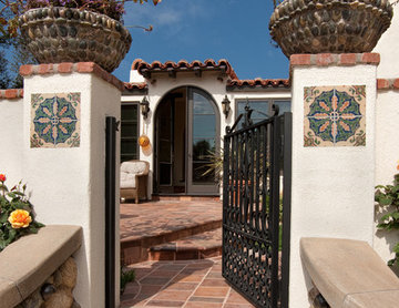 Barber Tract Spanish Colonial