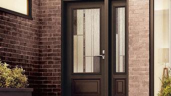 Barcello doorglass