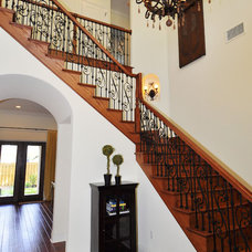Mediterranean Entry by Javic Homes