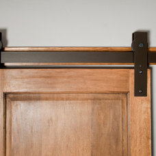 Transitional Entry by Decorative Woodwork At Home