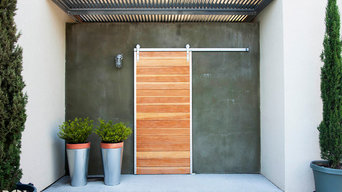 Barn Door Installations