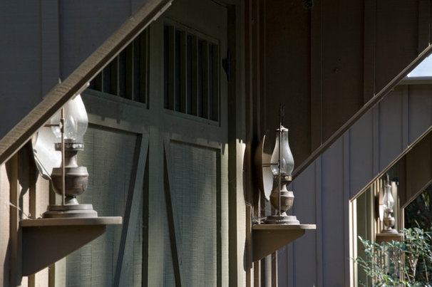 Rustic Entry by Historical Concepts