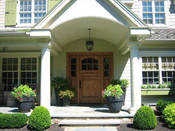 Traditional Entry by Arbor Hill Interiors