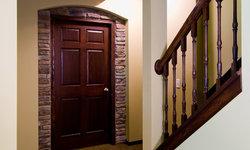 Basement Stairway Entry