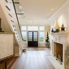Traditional Entry by Bruce Palmer Coastal Design