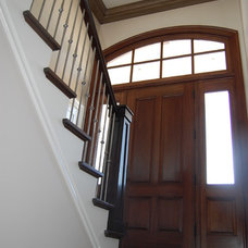 Beach Style Entry by Southwick Construction, Inc.