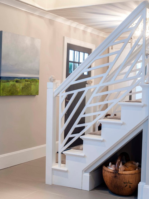 Foyer Architecture Quiz : Beach style entryway design ideas renovations photos