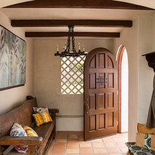 Aravind Basement Door