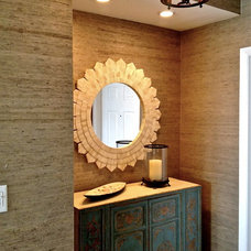 Beach Style Entry by Chelsea Design Inc
