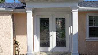 Beachy Front entry