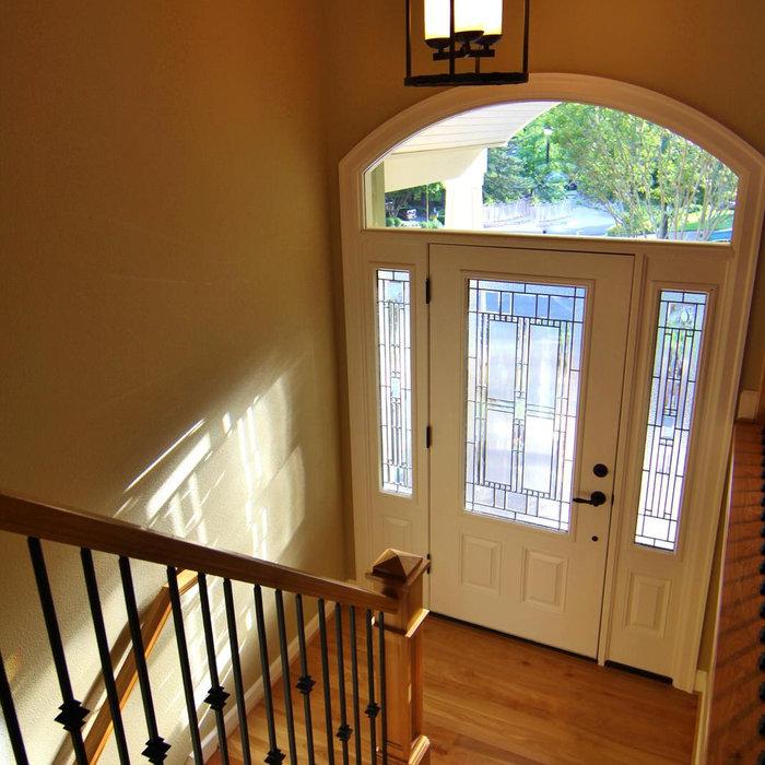 West Linn Entry & Family Room - Orren