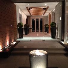 Modern Entry by Royal Stone & Tile