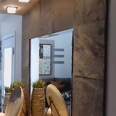 Modern Entry bellelago's  interior