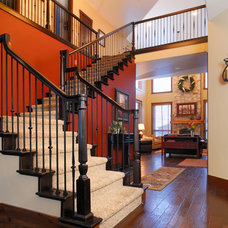 Traditional Entry by Clearview Construction Group, LLC