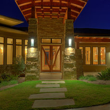 Contemporary Entry by Design Visions of Austin