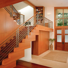 Contemporary Entry by C Wright Design