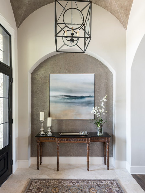 Foyer Architecture Quiz : Best mediterranean entryway design ideas remodel