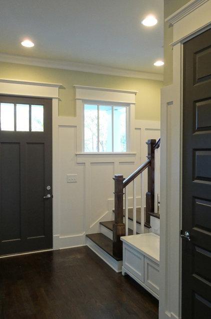 Traditional Entry by M. Crisler Designs, LLC