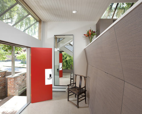 Angled Door Houzz
