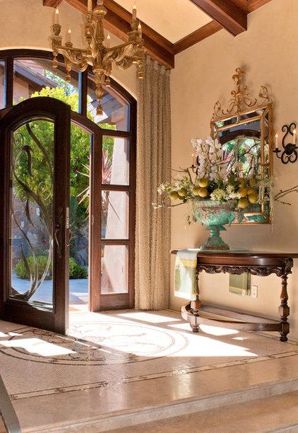 Mediterranean Entry by Jeffrey Doherty Designer