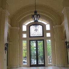 Traditional Entry by Thos. Ryan Design LLC