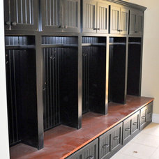 Entry by Zarse Custom Cabinet Company