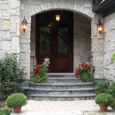 Traditional Entry by Artisan Home and Design