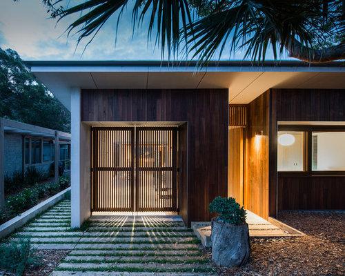 Newcastle maitland entrance design ideas renovations for Beach house designs newcastle