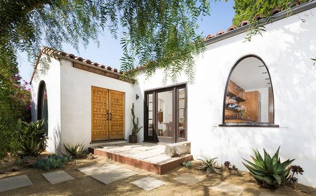 Houzz Bathroom Design Spanish Bungalow on spanish revival bungalow, spanish style bungalow, california spanish bungalow,