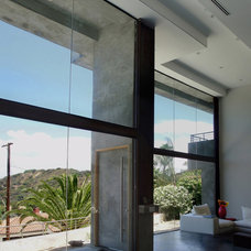 Modern Entry by Martin Fenlon Architecture