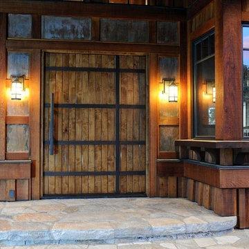 Bold Entry Door