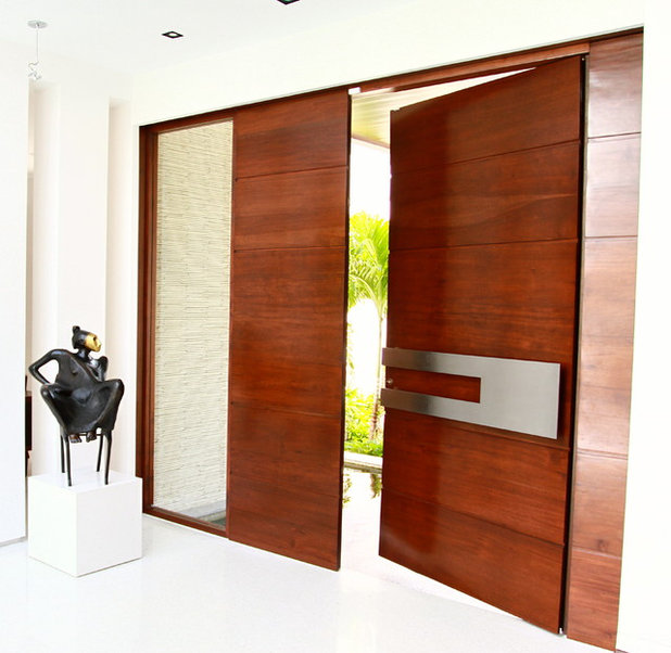 Trendy Entré by Custom Doors