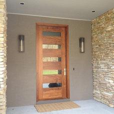 Modern Entry by Borano
