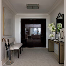 Contemporary Entry by foley&cox