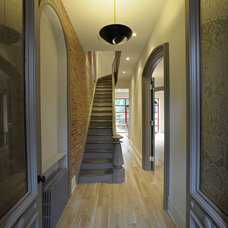 contemporary entry by valerie pasquiou interiors + design, inc