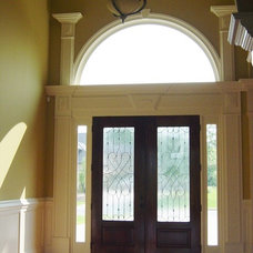 Traditional Entry by Boye Architecture/boyehomeplans.com