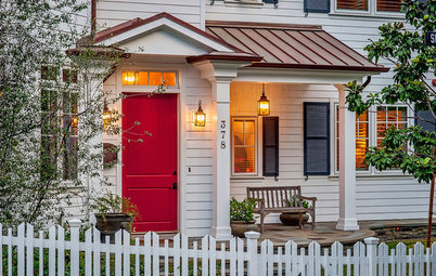10 Ways to Bring Charm to Your Home's Exterior