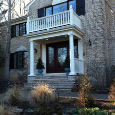 Traditional Entry by JMF Construction, LLC