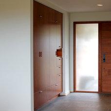 Modern Entry by Brownwork