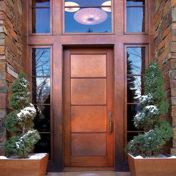 Bronze Door Hardware