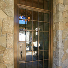 Mediterranean Entry by Riviera Bronze Mfg.