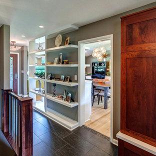 Brookfield Midcentury Modern Interior Remodeling