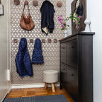 Charlton Ave Residence - Eclectic - Entry - Toronto - by KMSalter Design