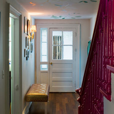 Eclectic Entry by Francis Dzikowski Photography Inc.