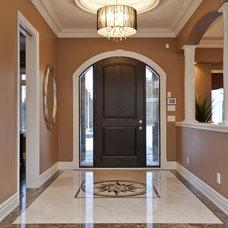 Traditional Entry by Kiya Developments Ltd.